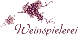 Weinspielerei Logo