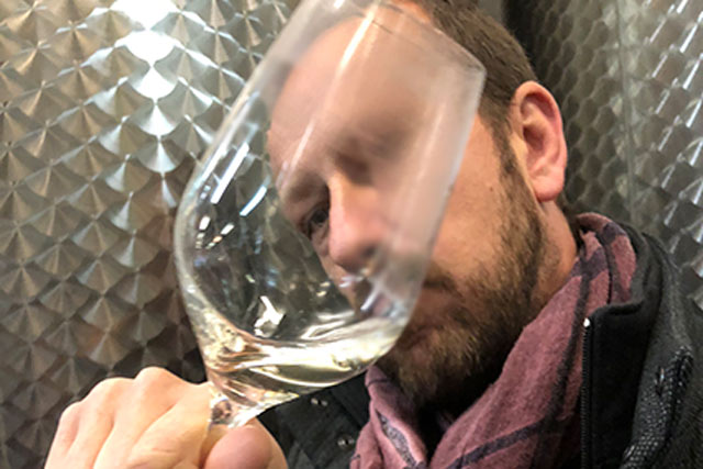 Weinprüfung Weintester