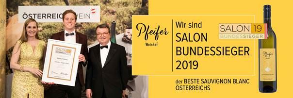 Salon Bundessieger Pfeifer
