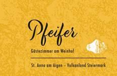 Weingut Pfeifer
