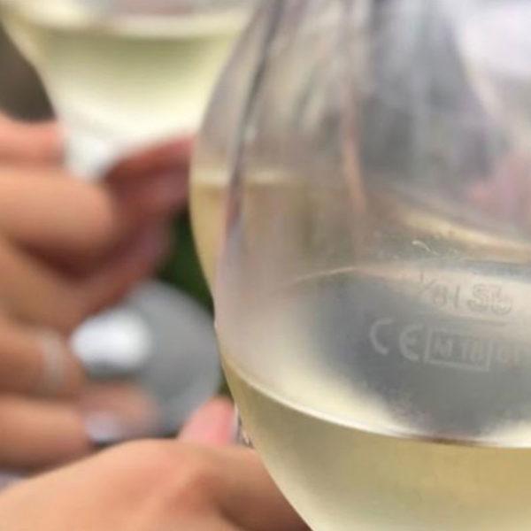 Weißwein vom Weingut Engel
